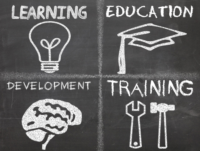 what training and development activities do Training & development have at least one or two activities to keep the participants' minds active and to prevent 10 tips to make training and development work.